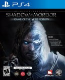 Middle-Earth: Shadow of Mordor -- Game of the Year Edition (PlayStation 4)