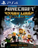 Minecraft Story Mode: Season Pass Disc (PlayStation 4)