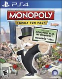 Monopoly: Family Fun Pack (PlayStation 4)
