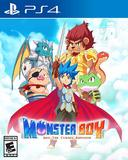 Monster Boy and the Cursed Kingdom (PlayStation 4)