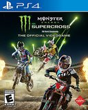 Monster Energy AMA Supercross: The Official Videogame (PlayStation 4)