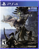 Monster Hunter: World (PlayStation 4)