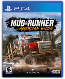 Mud Runner: American Wilds (PlayStation 4)