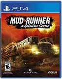 Mudrunner: A Spintires Game (PlayStation 4)