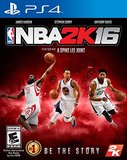 NBA 2K16 (PlayStation 4)