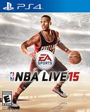 NBA Live 15 (PlayStation 4)