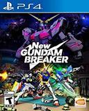 New Gundam Breaker (PlayStation 4)