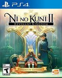 Ni No Kuni II: Revenant Kingdom -- Premium Edition (PlayStation 4)