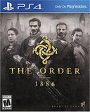 Order: 1886, The (PlayStation 4)
