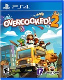 Overcooked! 2 (PlayStation 4)