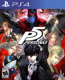 Persona 5 (PlayStation 4)
