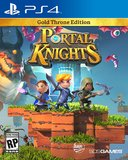 Portal Knights: Gold Throne Edition (PlayStation 4)