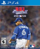 R.B.I. Baseball 2016 (PlayStation 4)