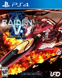 Raiden V: Director's Cut -- Limited Edition (PlayStation 4)