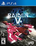 Raiden V: Director's Cut (PlayStation 4)