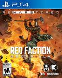 Red Faction: Guerilla Re-mars-tered (PlayStation 4)