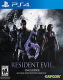 Resident Evil 6 (PlayStation 4)