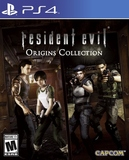 Resident Evil: Origins Collection (PlayStation 4)