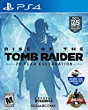 Rise of the Tomb Raider -- 20 Year Celebration (PlayStation 4)