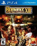 Romance of the Three Kingdoms XIII (PlayStation 4)