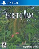 Secret of Mana (PlayStation 4)