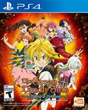 Seven Deadly Sins: Knights of Britannia, The (PlayStation 4)