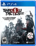 Shadow Tactics: Blades of the Shogun (PlayStation 4)