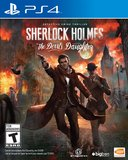 Sherlock Holmes: The Devil's Daughter (PlayStation 4)