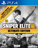 Sniper Elite III -- Ultimate Edition (PlayStation 4)