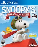 Snoopy's Grand Adventure (PlayStation 4)