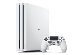 Sony PlayStation 4 Pro -- White (PlayStation 4)