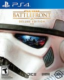 Star Wars: Battlefront -- Deluxe Edition (PlayStation 4)