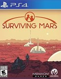 Surviving Mars (PlayStation 4)