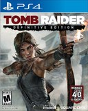 Tomb Raider -- 2013 Definitive Edition (PlayStation 4)