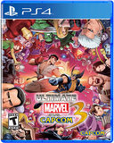 Ultimate Marvel vs. Capcom 3 (PlayStation 4)