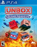 Unbox: Newbie's Adventure (PlayStation 4)