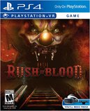 Until Dawn: Rush of Blood (PlayStation 4)