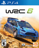 WRC 6 (PlayStation 4)