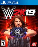 WWE 2K19 (PlayStation 4)