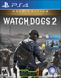 Watch Dogs -- Gold Edition (PlayStation 4)