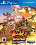 Wild Guns Reloaded (PlayStation 4)