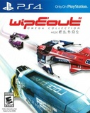 WipEout: Omega Collection (PlayStation 4)