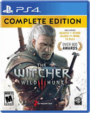 Witcher III: Wild Hunt, The -- Complete Edition (PlayStation 4)