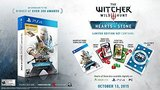 Witcher III: Wild Hunt, The -- Hearts of Stone DLC -- Limited Edition (PlayStation 4)