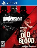 Wolfenstein: The New Order / The Old Blood - Two-Pack (PlayStation 4)