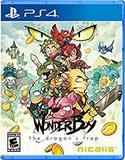 Wonder Boy: The Dragon's Trap (PlayStation 4)
