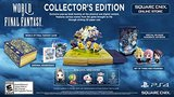 World of Final Fantasy -- Collector's Edition (PlayStation 4)