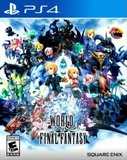 World of Final Fantasy (PlayStation 4)