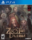 Zero Escape: Zero Time Dilemma (PlayStation 4)