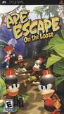 Ape Escape: On the Loose (PlayStation Portable)